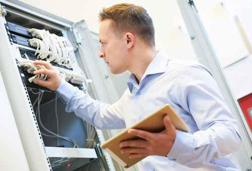Technische Hilfe für Ihre Netzwerkverkabelungen
