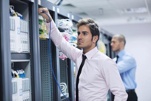 Netzwerktechniker in Düsseldorf