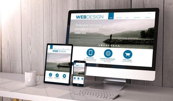 webdesginen für Ihr Unternehmen