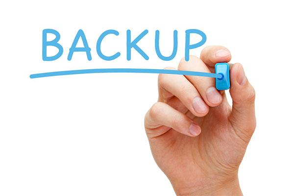 Stressfreie backup Lösungen