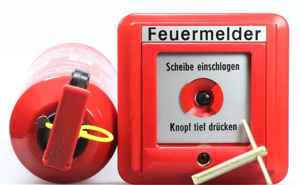 Brandschutzmaßnahmen in Düsseldorf und Umgebung