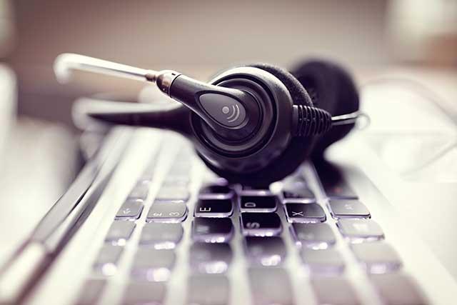 Moderne Internet Telefonie
