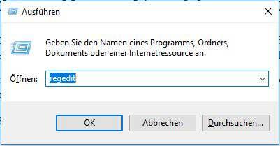 Programme unter Windows ausführen